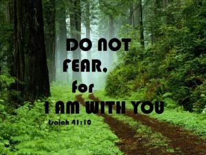 Do not fear 2